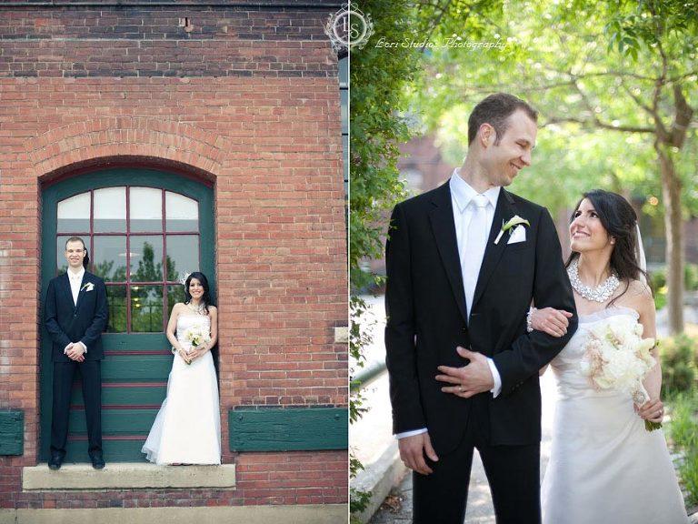 Lori reuven wedding